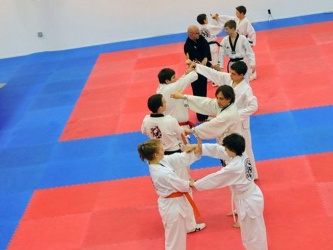 4 Days Taekwondo Black Belt Retreat in USA