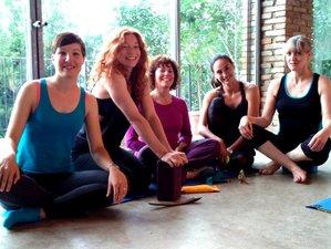 29 Tage 200-Stunden Yogalehrer Ausbildung in Italien