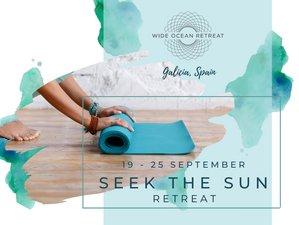 7 Day Seek The Sun Retreat: Yoga, Adventure, and Spiritual Growth in Galicia