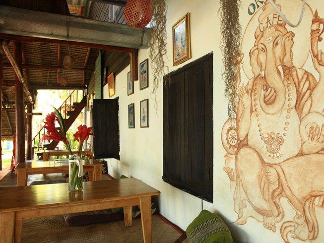 11 Days Detox and Yoga Retreat in Koh Phangan, Thailand
