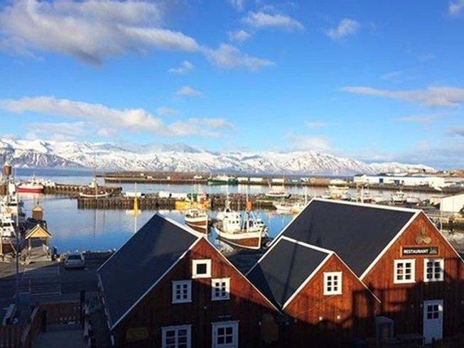 10 Days Transformational Odyssey Iceland Yoga Retreat with Alexx Sloan