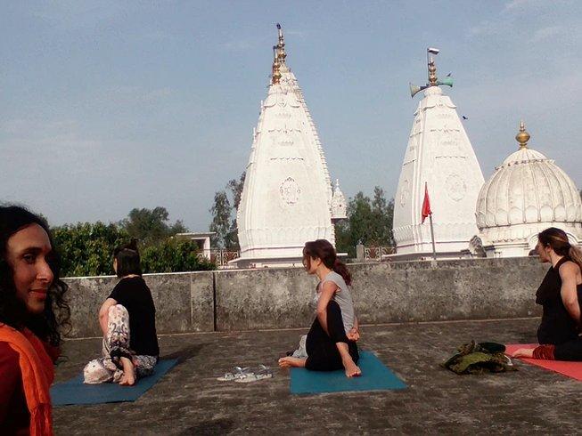 27 Tage 200-Stunden Yogalehrer Ausbildung in Dharamsala, Indien