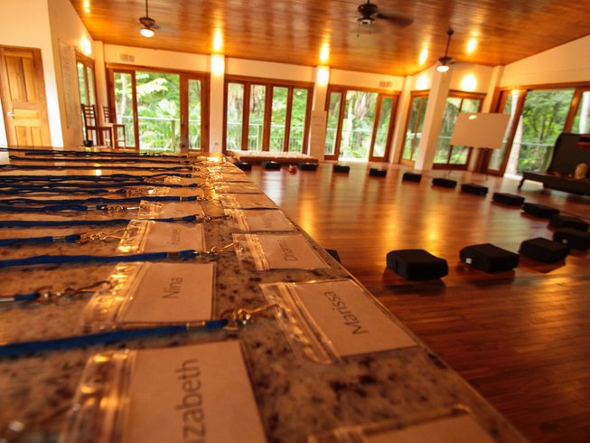 7 Days 50-Hour Yoga for Addiction Recovery Certification in Nosara, Costa Rica