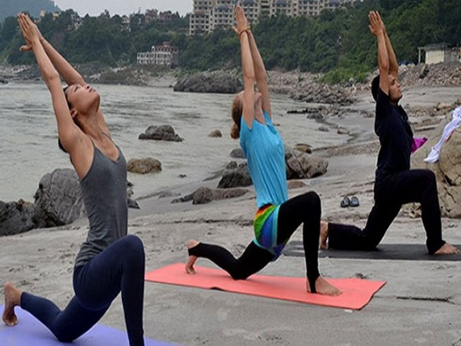 7 Days Relaxing Meditation and Yoga Retreat Rishikesh, India