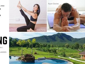 ´Simple Living High Thinking´ Yoga Retreat in Thailand