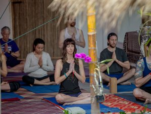 3 Days Yoga, Bokator, Nia, Wellness, and Detox Luxury Retreat in Siem Reap, Cambodia