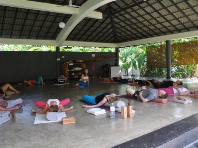 8 Days Serene Yoga Retreat in Sri Lanka