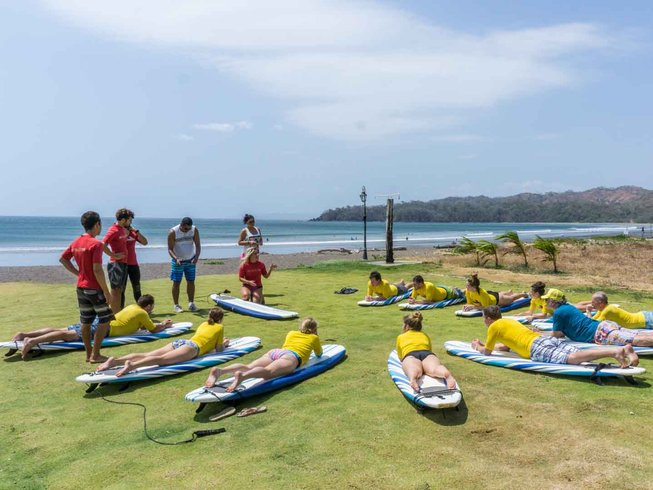 10 Days Surf Camp in Playa Venao, Panama