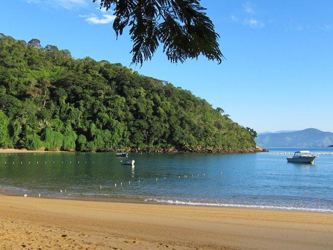 6 Tage Eco-Sitio Insel Yoga Urlaub in Brasilien