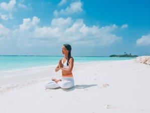 9 Day Yoga Holiday with Uninhabited Island Excursion in Ukulhas