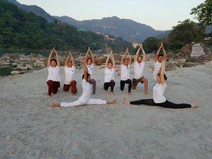 26 Days 300-Hour Hatha Yoga Teacher Training in India