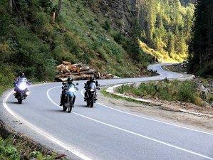 8 Days Fantastic Motorcycle Tour Romania