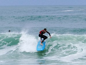 3 Days Short Breaks Surf Camp France