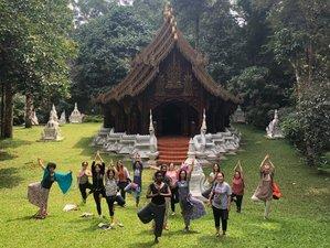 22 Days 200 Hours Hatha & Ashtanga Vinyasa Yoga Teacher Training in Chiangmai, Thailand