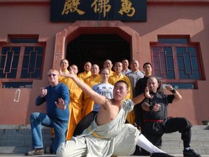 1 Month High-Quality Tai Chi & Kung Fu Training in Handan (Birthplace of Taichi), China