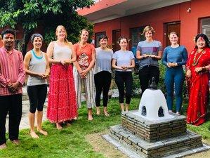 24 Day 200-Hours Intensive Yoga Teacher Training Program, Pokhara