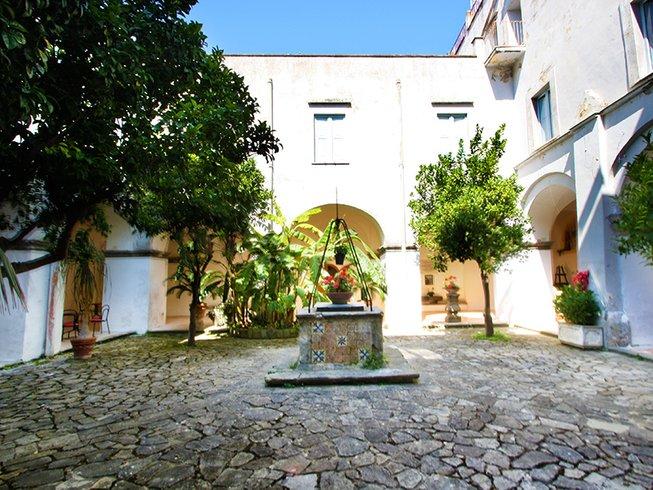 8 Days Rejuvenating Meditation and Yoga Retreat in Campania, Italy