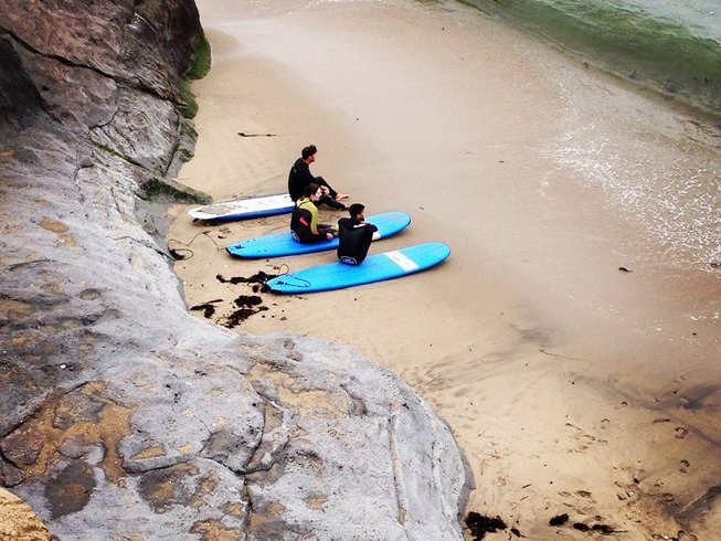 5 Days Children Summer Surf Camp in California