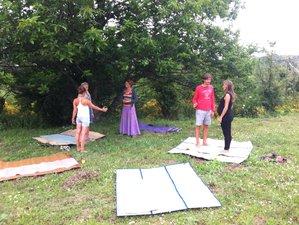5 Day Level Two Reiki Yoga Retreat Melo, Guarda District