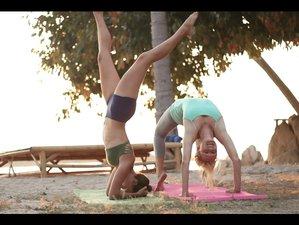 15 días retiro de yoga barato y meditación en Ko Pha Ngan, Tailandia
