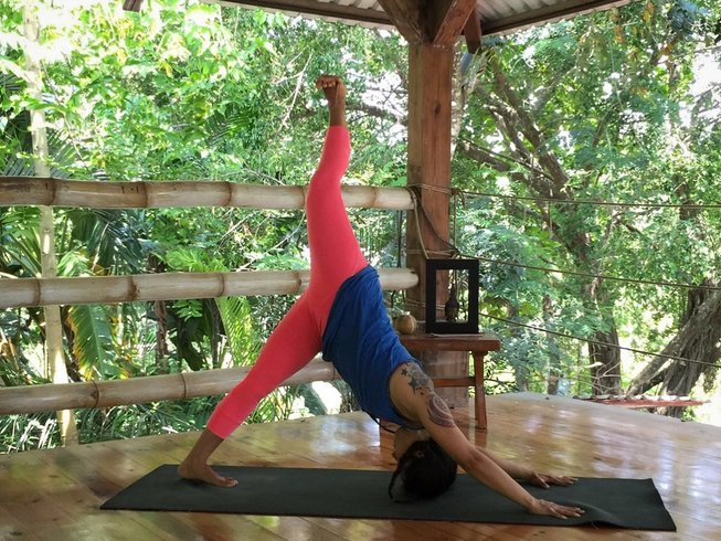 8 Days Rejuvenation Yoga Retreat in Costa Rica
