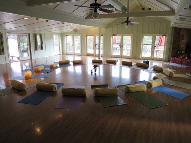 3 Days Calistoga Yoga Retreat in California