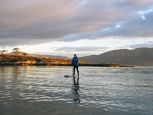 4 Days of Camping and Stand Up Paddle Boarding Camp in County Kerry, Ireland