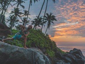 28 Days 200 Hours Yoga Teacher Training in Galle, Sri Lanka