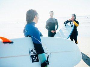 4 Days Exciting Surf Camp in Matosinhos, Portugal