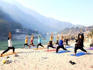 3 Day Mind Body Detox at Nirvana Yoga and Meditation Retreat in Rishikesh, Uttarakhand