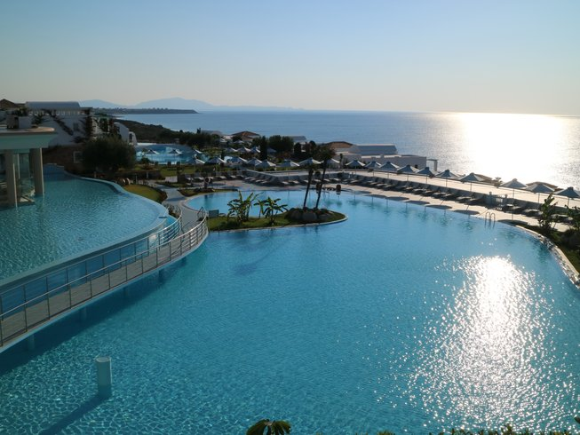 8 Days Yoga, Detox & Spa Resort Holiday in Greece