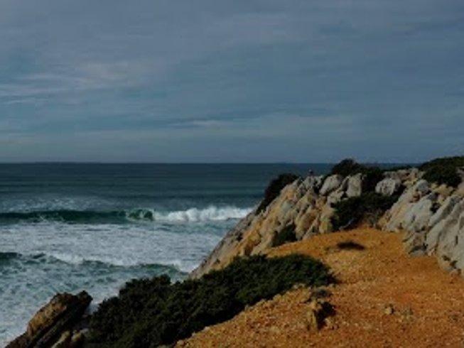 7 jours en vacances de surf et yoga à Cascais, Portugal