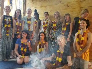31 Days 300-Hour Vinyasa Yoga School-Teachers Training Course Rishikesh, India