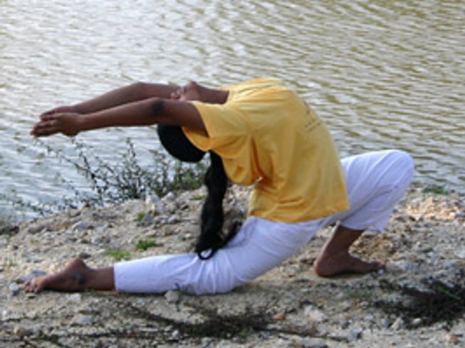 Two Weeks Beginner Yoga Vacation in Tamil Nadu, India