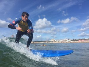 8 Days Premium Weekly Surf Camp Holiday at the Lisbon - Surf Villa in Portugal