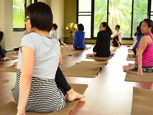5 Day Meditation and Yoga Retreat in Yujing District, Tainan County