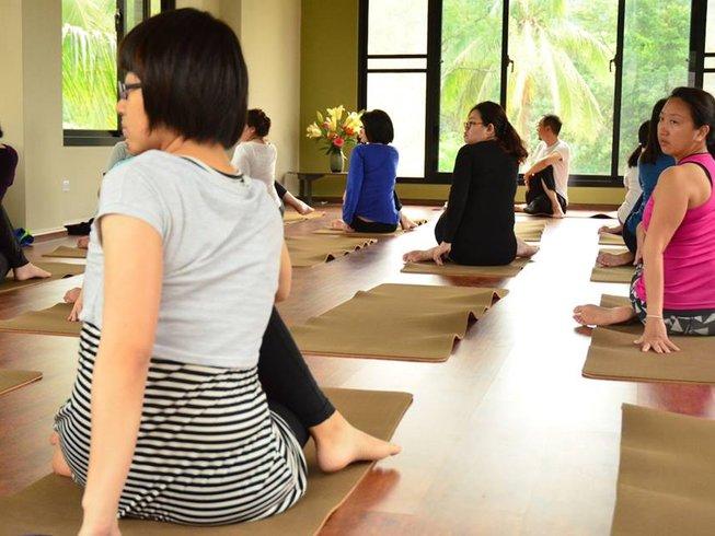 4 Days Meditation and Yoga Retreat in Taiwan
