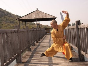 5-Month Kung Fu Training with Shaolin Masters in Linyi, Shandong