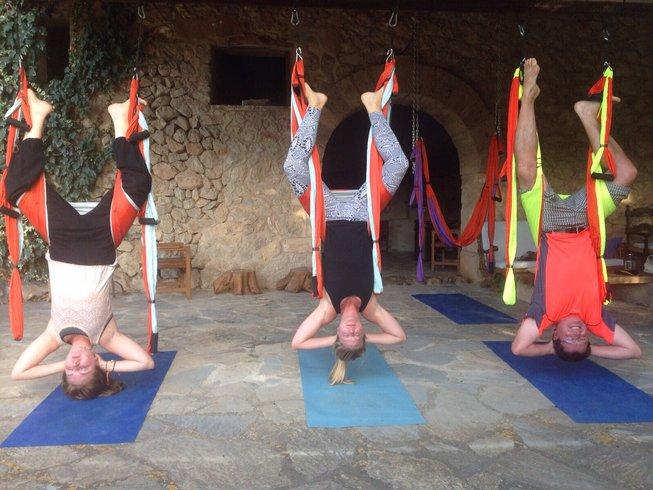 23 Days Bio 200hr Spain Yoga Teacher Training in Mallorca