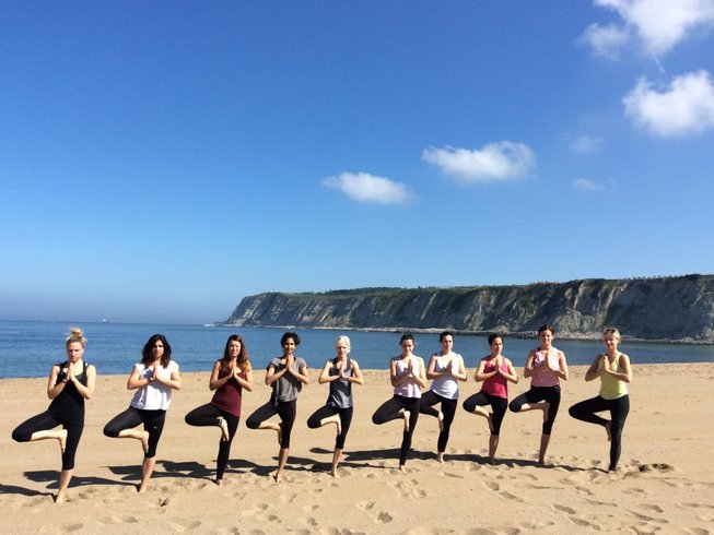 3 Days Mini Yoga Retreat in Spain