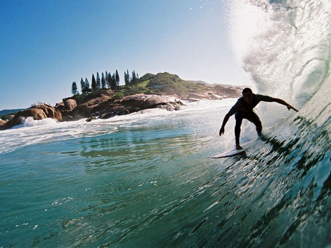 7 Days Premium Surf Camp in Florianopolis, Santa Catarina, Brazil
