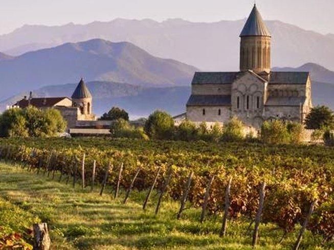 11 Days Caucasus for Wine Lovers in Georgia, Armenia