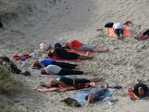 4-Daagse Rustgevende Yoga Vakantie op Schiermonnikoog, Nederland
