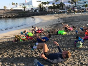 2 Week Beach Fitness Bootcamp Holiday in Adeje, Santa Cruz de Tenerife