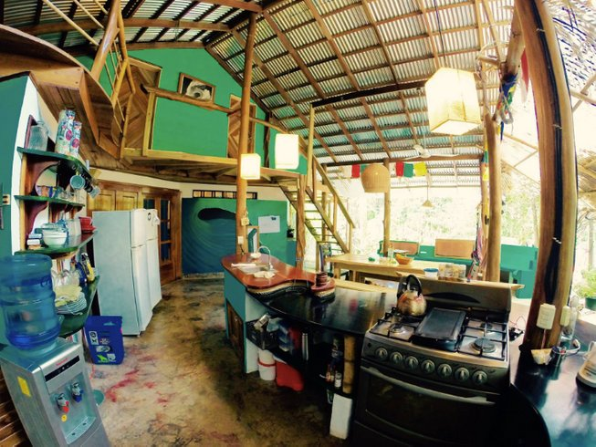 7 Days Believe House Surf and Yoga in Costa Rica