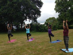 3 Days Silent Weekend Yoga Retreat UK