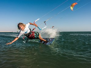 8 Days Group Kite Surf Camp Dakhla, Morocco