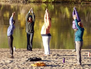 10 Days Women's Canoe and Meditation Retreat in Green River, Utah, USA