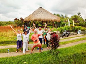 6 jours en retraite de yoga, méditation, shiatsu, watukaru balinais et culture à Bali, Indonésie