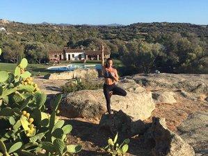 5 Days Yin and Yang Yoga Holiday in Sardinia, Italy